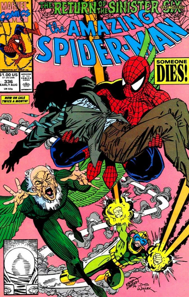 SpiderMan Villains Price Guide  Sell My Comic Books